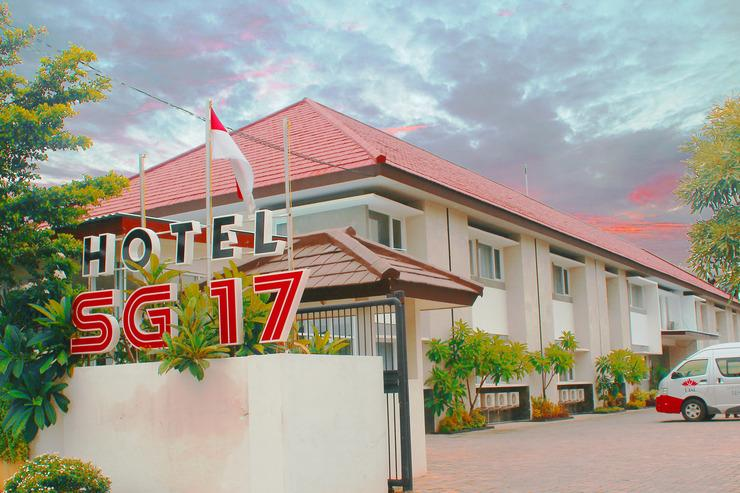 Hotel SG17 Tuban - eksterior