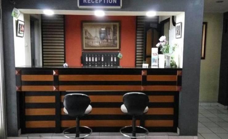Davinci Hotel Cisarua - Resepsionis