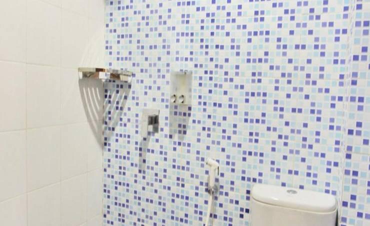 Rivisha Hotel Jogja - Kamar mandi