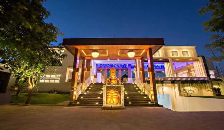 Tony's Villa Bali - Exterior