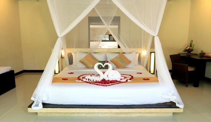 Tony's Villa Bali - Room