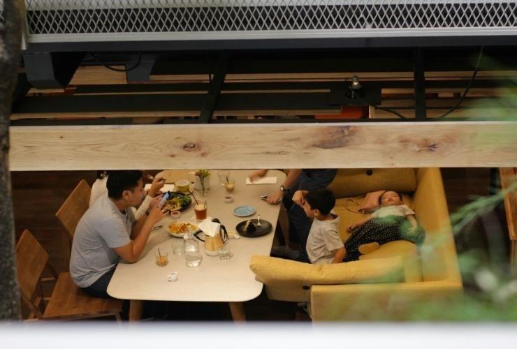 Kollektiv Hotel Bandung - Restaurant