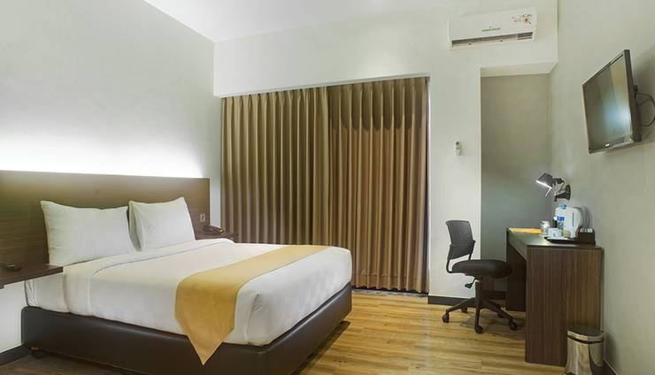 Yunna Hotel Lampung - Deluxe