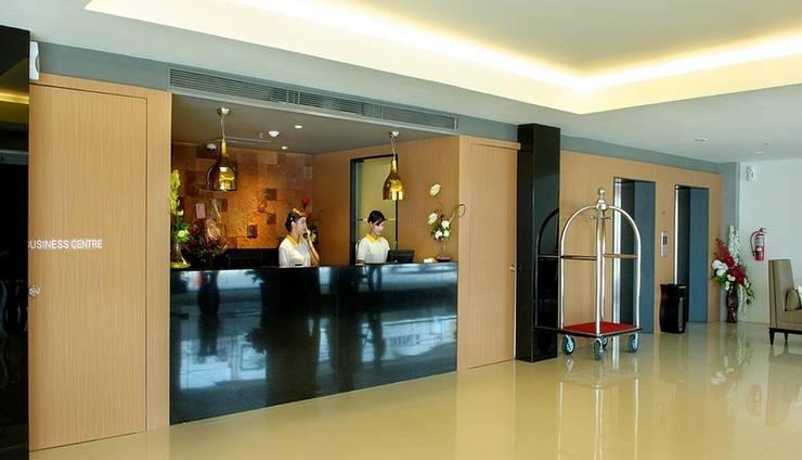 Yunna Hotel Lampung - Lobi
