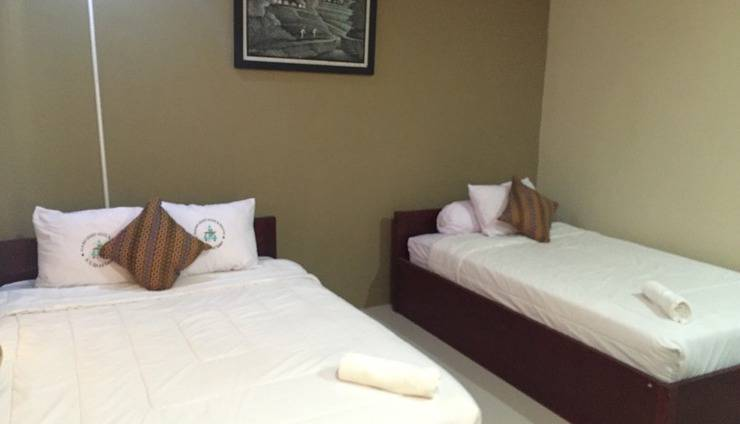 Gang Guest Hotel & Resto Tuban -  deluxe twin