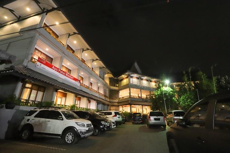 Tirtagangga Hotel Garut - Bangunan Hotel