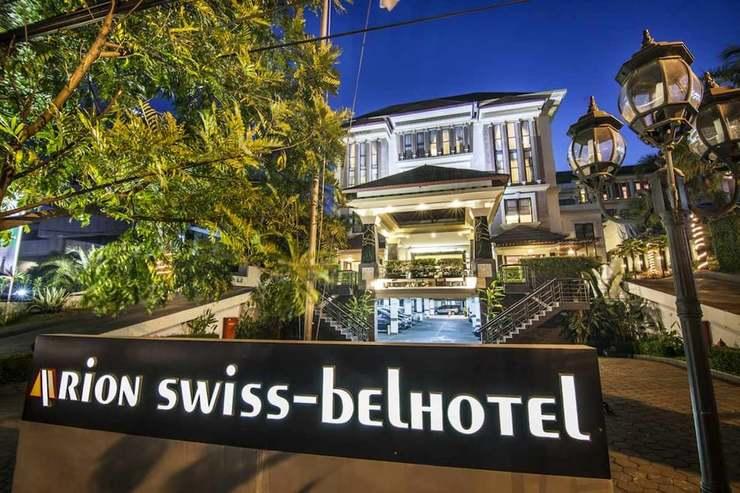 Arion Swiss-Belhotel Bandung - Exterior detail