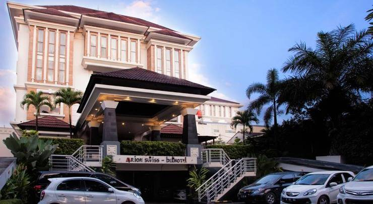 Arion Swiss-Belhotel Bandung - Pemandangan