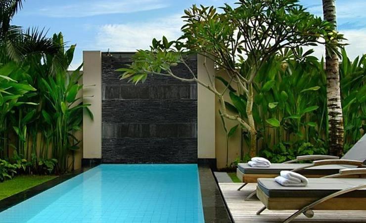 Bali Island Villa Bali - Kolam Renang