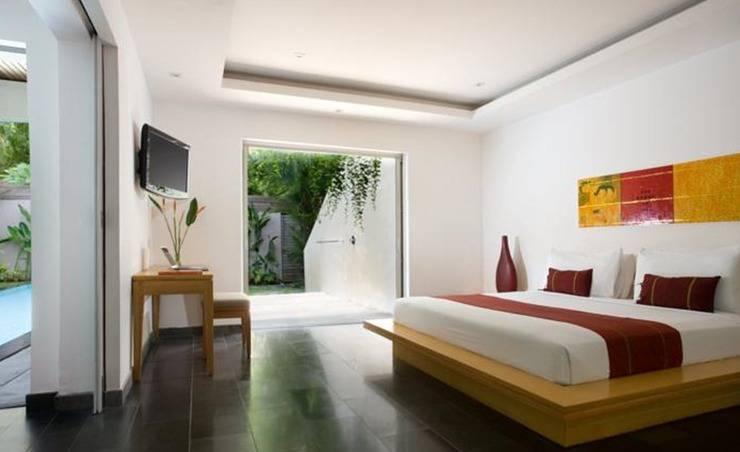 Bali Island Villa Bali - Kamar tamu
