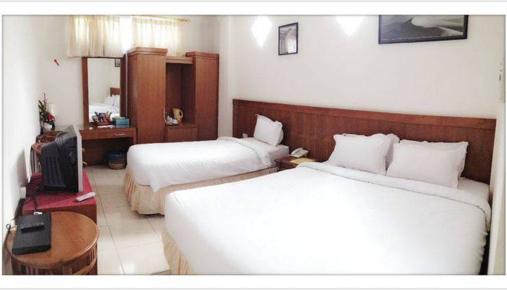 Havilla Maranatha Hotel Padang - Superior atau kamar keluarga