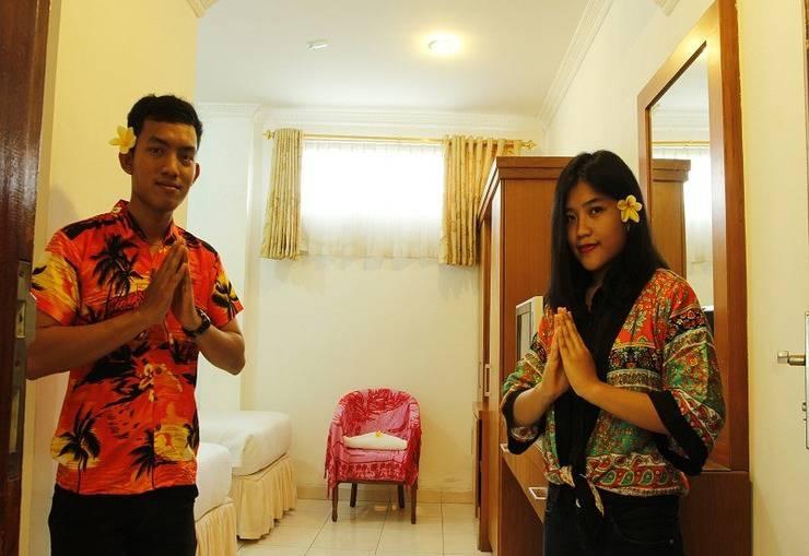 Havilla Maranatha Hotel Padang - Standar room