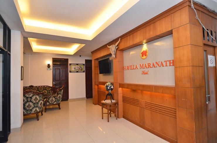 Havilla Maranatha Hotel Padang - Lobby