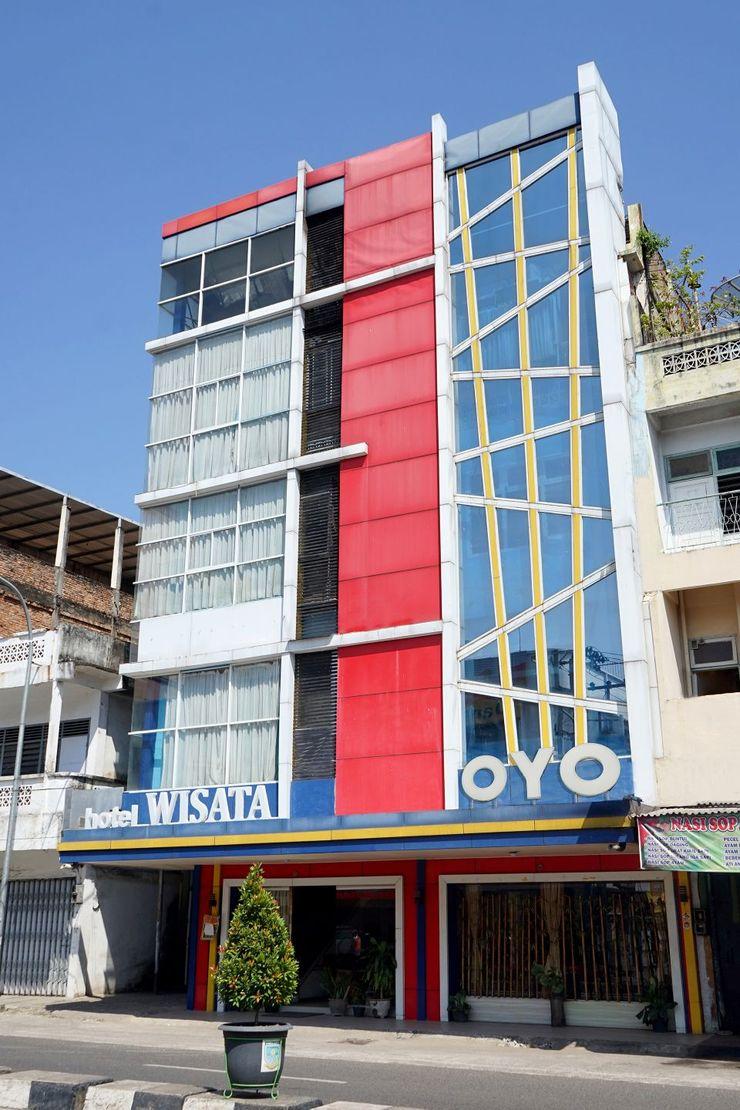 OYO 1253 Hotel Wisata Jambi - Facade
