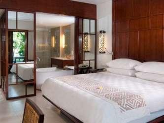 Padma Resort Bali at Legian Bali - Tempat tidur Deluxe