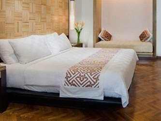 Padma Resort Bali at Legian Bali - Tempat Tidur Garden Club Chalet