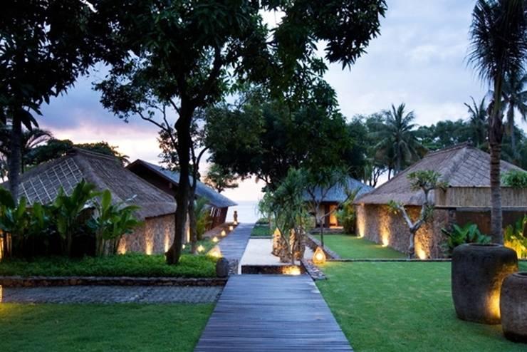 Tarif Hotel Jeeva Klui Resort (Lombok)