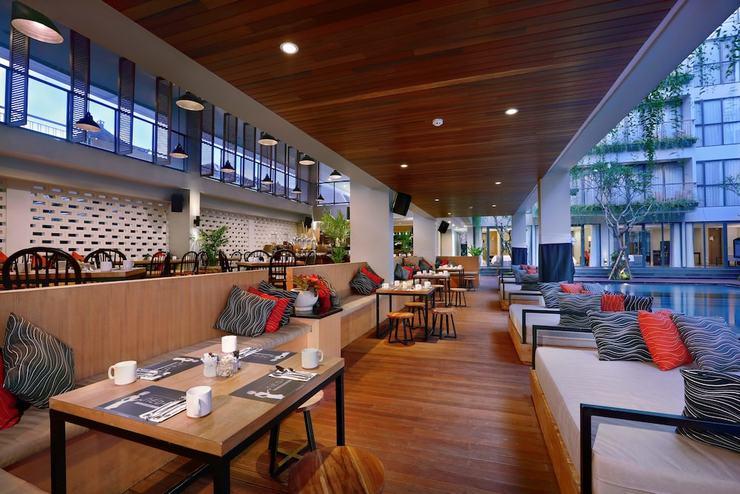 Neo+ Kuta Legian - Breakfast Area