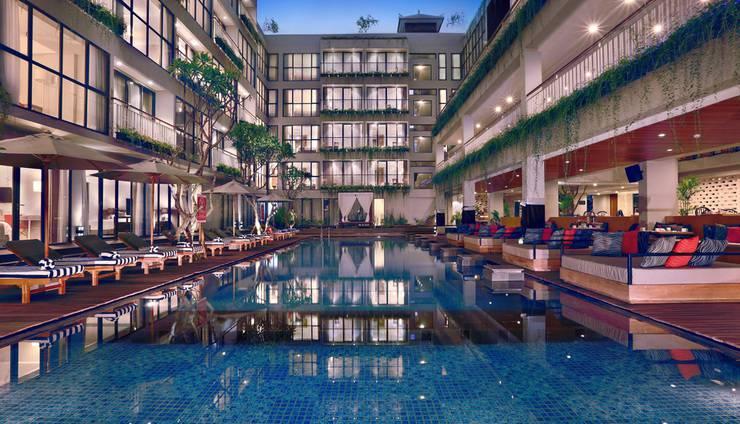 Neo+ Kuta Legian - Neo+ Kuta Legian Swimming Pool