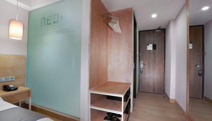 Neo+ Kuta Legian - Neo+ Kuta Legian Bedroom Standard 4