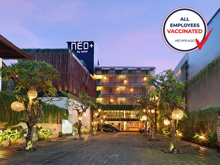 Hotel Neo+ Kuta Legian by ASTON Bali - Seal