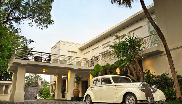 Shalimar Boutique Hotel Malang - The Shalimar Boutique Hotel