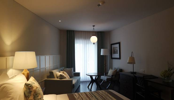 Shalimar Boutique Hotel Malang - Kamar Executive