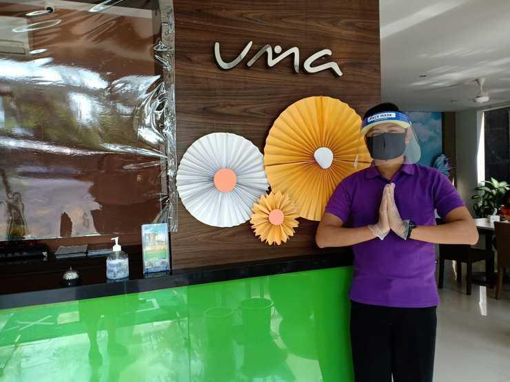 Hotel UMA Sukalila Cirebon - Hygiene