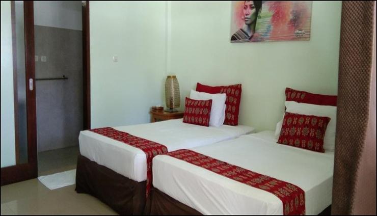 Trawangan Nirvana Lombok - room