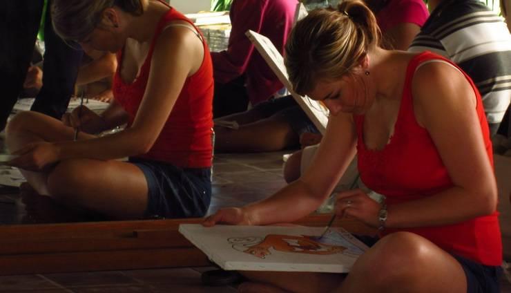 Tembi Rumah Budaya Yogyakarta - aktifitas