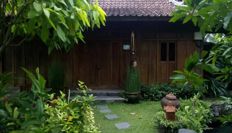 Tembi Rumah Budaya Yogyakarta - Kamar