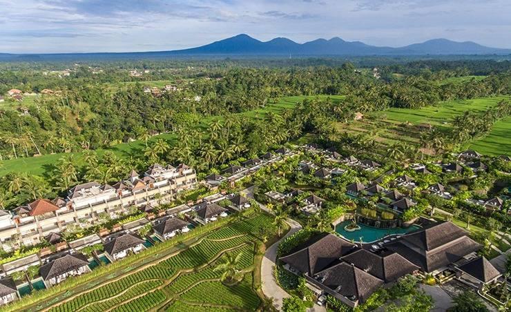 Visesa Ubud Resort Bali - Surrounding