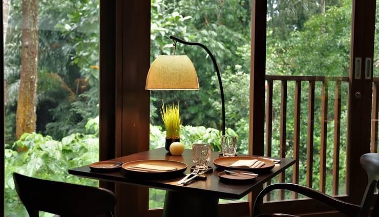 Visesa Ubud Resort Bali - Restoran