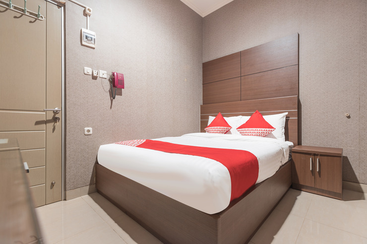 OYO 383 Env Residence Jakarta - Bedroom
