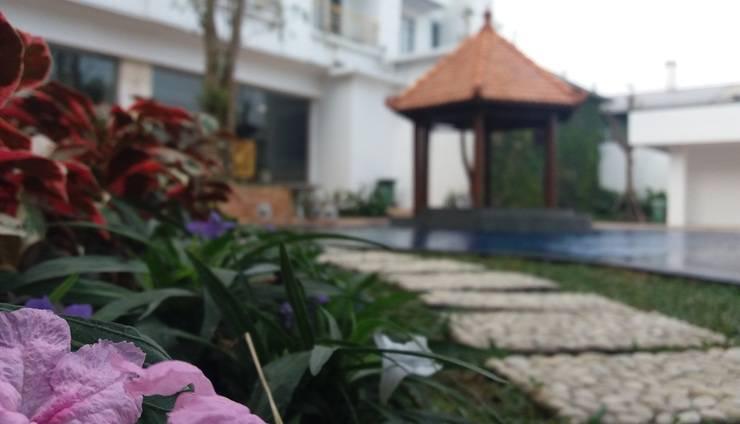 KJ Hotel Jogja - POOL