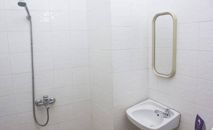 TInggal Budget Cipedes Tengah Sukajadi - Kamar mandi