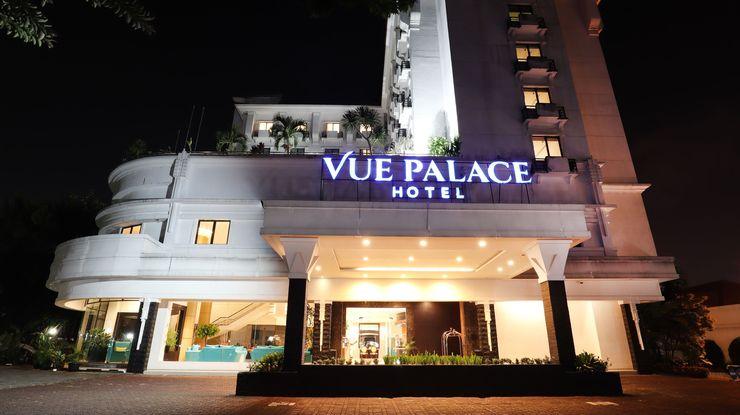 Vue Palace Hotel Bandung - Facade