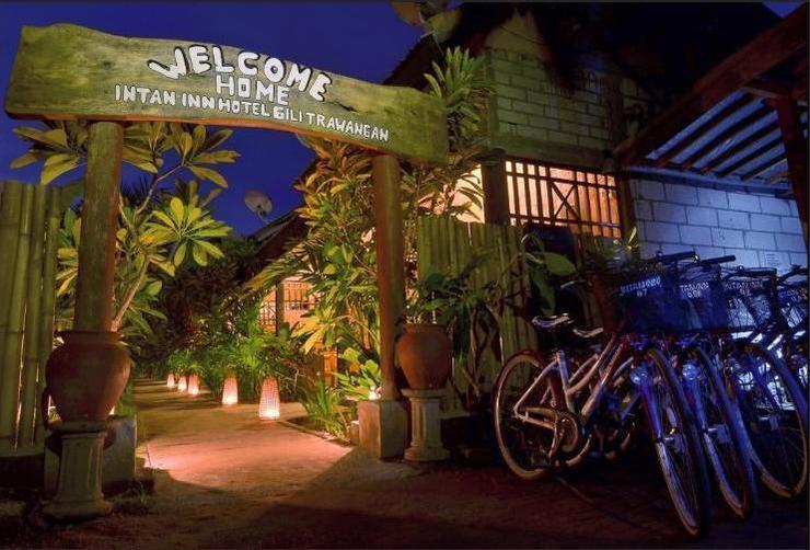 Intan Inn Hostel Lombok -