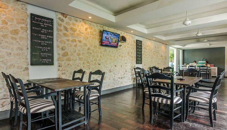 ZenRooms Kerobokan Jalan Bidadari - Restoran