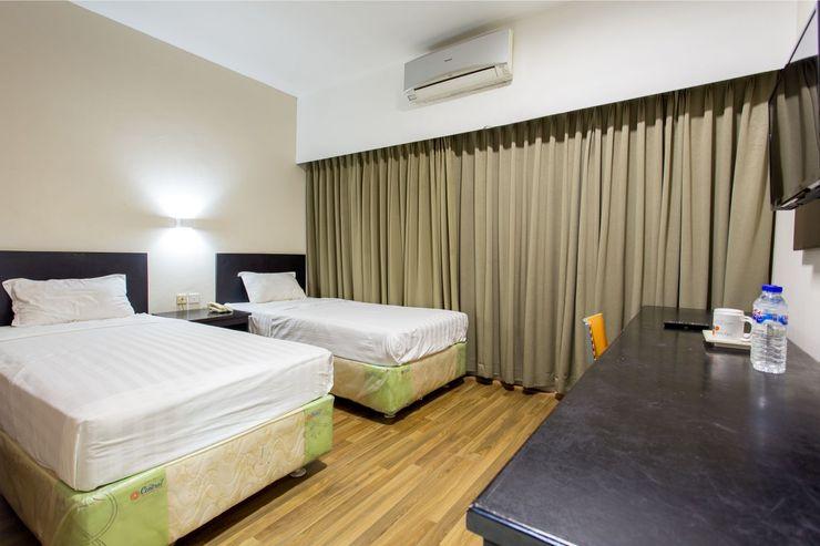 City Hotel Balikpapan - Bedroom