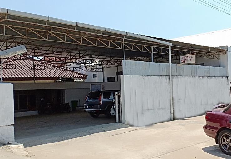Penginapan Sekip Palembang Palembang - Exterior