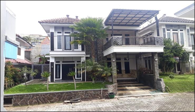 Villa Edelweiss Malang - exterior