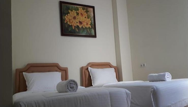 Emilia Malioboro Yogyakarta - room