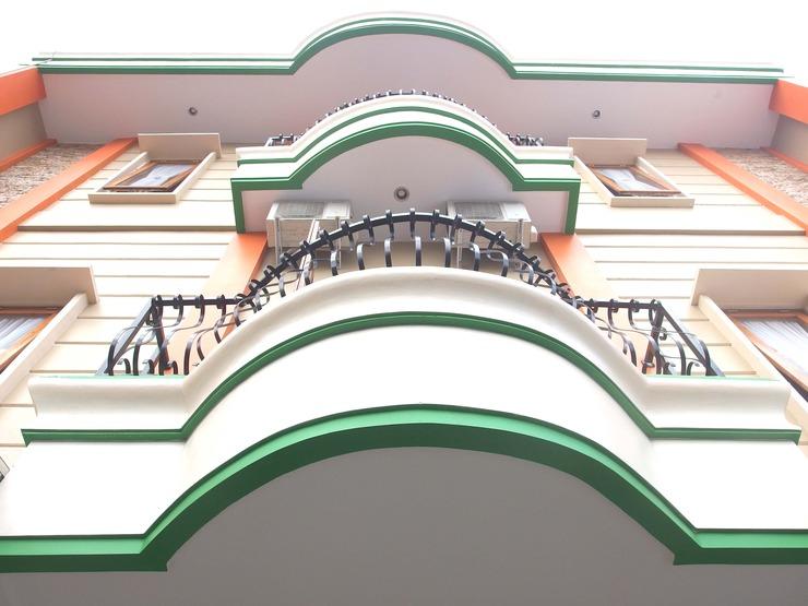 Emilia Malioboro Yogyakarta - Building