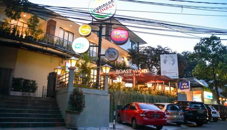 Treehouse Suites Jakarta - Surroundings