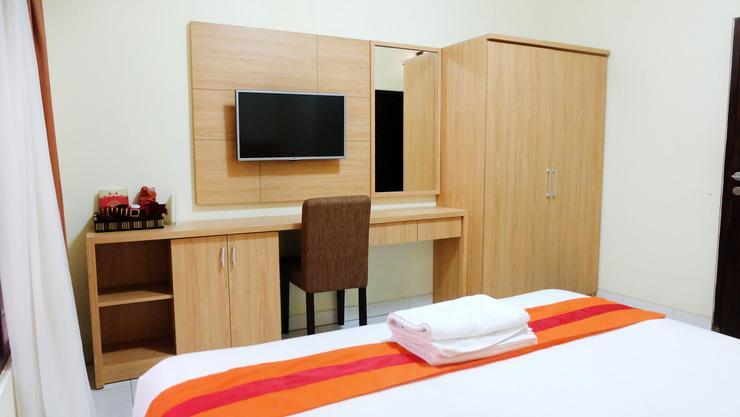 Simply Homy Guest House Pandega Bakti (UGM) Yogyakarta - New Room