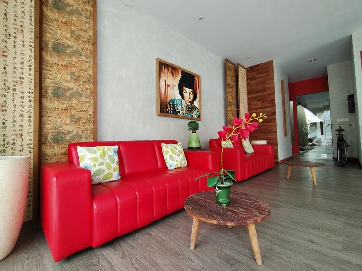 Hotel Pantes Pecinan Semarang Semarang - lobby