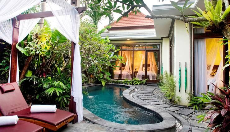 The Bali Dream Villa Resort Echo Beach Canggu Bali - Two Bedroom with Private Pool Villa