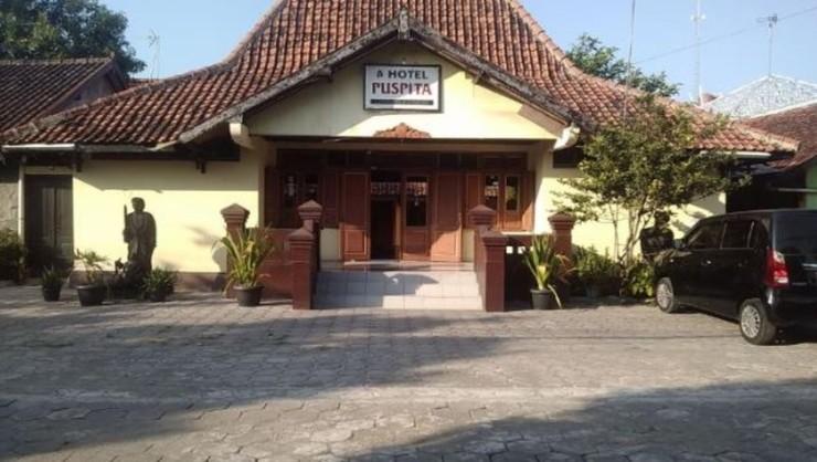 Hotel Puspita Yogyakarta - exterior