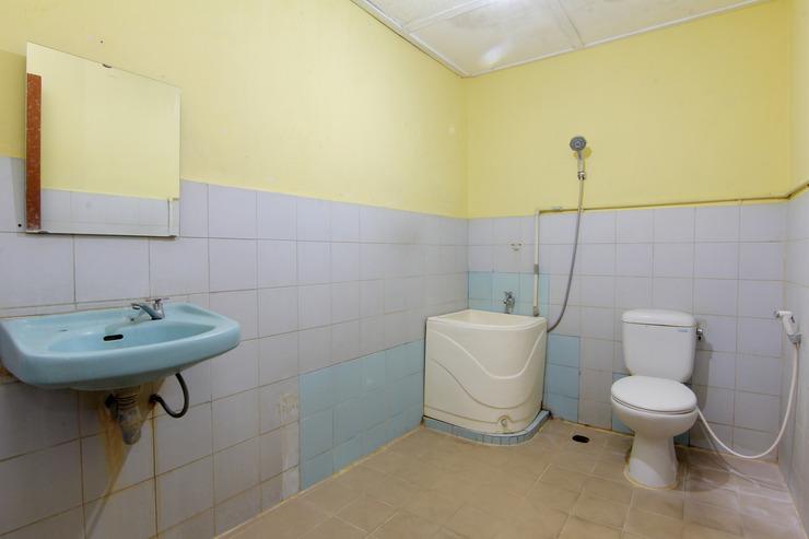 Hotel Puspita Yogyakarta - bathroom